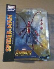 """Marvel Select Avengers Infinity War Iron Spider-Man 7"""" Action Figure"""