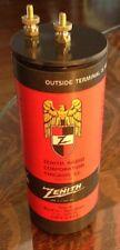 Antique Refillable #6 Zenith Dry Cell Battery Telephone, Radio, Lantern