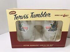 🔥 Tervis Tumbler Set of 2 • CVC Emblem 16 oz. • New in Box