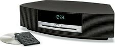 Bose Wave Music System CD/ MP3 Radio Wecker AUX Fernbedienung NEU