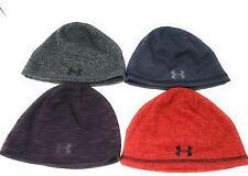 Men's Under Armour  ColdGear Fleece Beanie Hat Winter Hat NEW