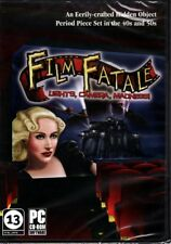 Film Fatale: Lights, Camera, Madness! (PC-CD, 2012) for Windows - NEW in DVD BOX