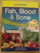 Fish, Blood & Bone Organic Garden Fertiliser - Use all around the Garden - 750g