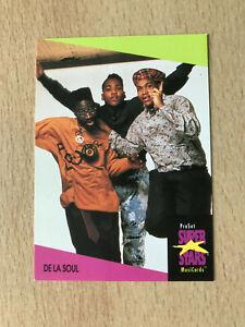 1 De La Soul trading card
