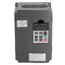 Single-phase Variable Frequency Drive VFD Speed Controller 1500W AC Motor 220V