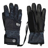 NEFF Mens 2018 Snowboard Snow - Digger Gloves - Chillers