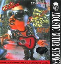 Gitarrensaiten Set A306-SL 011-052 für Westerngitarre Akustikgitarre Stahlsaiten