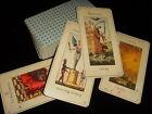 Etteilla Tarot égyptien réédition d'un ancien jeu de cartes du XIXe VINTAGE