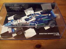 1/43 Benetton 1996 RENAULT B196 Jean ALESI