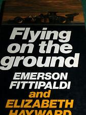 FLYING ON THE GROUND EMERSON FITTIPALDI HAYWARD LOTUS 72 69 56B 72B USA GP 1970