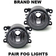 PAIR REPLACEMENT SPOT FOG LIGHTS LAMPS RIGHT & LEFT DRIVERS & PASSENGERS SIDE
