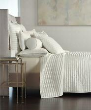 Hotel Collection Plume Full/Queen Coverlet White $370