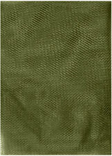 Olive Drab Camping Mesh Mosquito Netting 6.5' x 4'