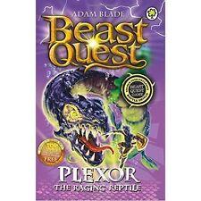 Very Good, Plexor the Raging Reptile: Series 15 Book 3 (Beast Quest), Blade, Ada