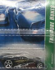 New 2007 HOT WHEELS SUPER TREASURE HUNT Rare Limited BRUTALISTIC 7/12 REAL RIDER