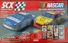 SCX 1:43 Slot Car Set NASCAR NEW IN BOX NIB 29 Harvick, 88 Earnhardt Jr + BONUS