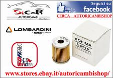 FILTRO GASOLIO LOMBARDINI AD IMMERSIONE SOFIMA S6010N