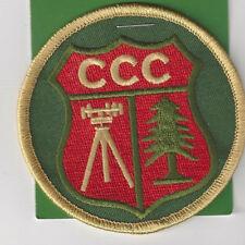Civilian Conservation Corps (CCC) Souvenir Patch