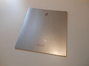 PORSCHE 928 S4 Prospekt VMA 7.86 #VSchub1