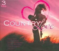 VARIOUS ARTISTS - COUNTRY LOVE [MADACY 2006] NEW CD