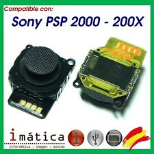 Joystick Analog For Psp 2000 2004 Black 360 Stick Black Console sony Button