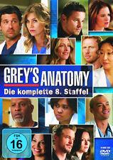 Grey's Anatomy - Die komplette 8. Staffel (Greys)                    | DVD | 273