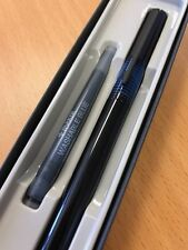 """Vintage Parker Vector Fountain Pen, """"Ring"""" Fine Point Cartridge Fill 1990's NOS"""