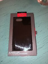 "NEW NIB TUMI 19 Degree Case for 5.5"" Apple iPhone 7 Plus Black TUIPH-027-MBLK"
