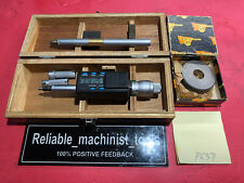Mitutoyo Intrimik Bore Holtest Inside Micrometer 5 To 8 In With1 Ring P637