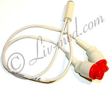 GE-Datex Ohmeda-ECG Monitor-connector - 2 volte Cavo - - 2 Times Cable