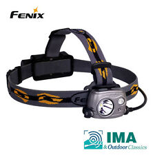 Fenix HP25R Cree XM-L2 U2 18650 LED Headlight with USB Power Charger Output