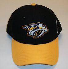 Nashville Predators NHL Eishockey Reebok Kappe Cap One Size Snapback  Verschluss
