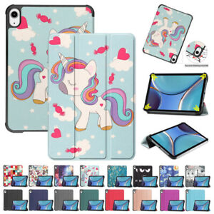 """For Apple iPad Mini 6 2021 8.3"""" Flip Stand Smart Case Shockproof Leather Cover"""