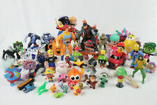 Junk Drawer Toys Lot Action Figure Mixed Accessories Thunder Cats Marvel Simpson