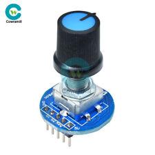 5V Rotary Encoder Module Rotating Potentiometer Arduino Knob Cap Digital Control
