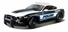 Maisto 36203 Ford Mustang GT 5.0 Police 2015