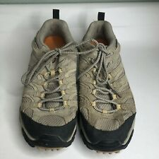 Merrell Taupe Hiking Walking Shoes Men Size 10