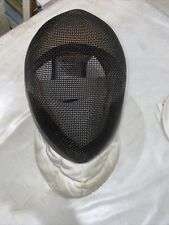 Af Absolute Fencing Gear Helmet Face Mask, Youth Sz. Xs Black, Very Gently Used