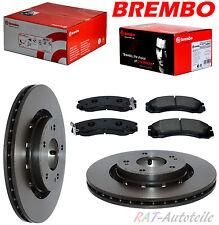 Brembo Bremsen KIT 294mm-Vorne-MITSUBISHI LANCER SPORTBACK OUTLANDER I II III