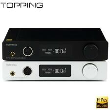 Topping DX7S ES9038Q2M *2 XMOS DSD512 USB Full Balance DAC & Headphone Amplifier
