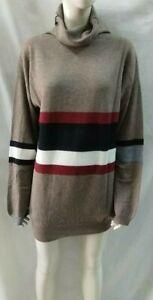 maglia maglione donna maxi pull  krizia pura lana taglia 44