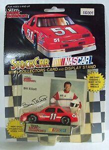 1992 Racing Champions 1:64 BILL ELLIOTT #11 Amoco Ford Thunderbird PB