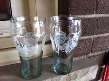 TORONTO BLUE JAYS / COKE WORLD SERIES BACK TO BACK CHAMPS 16 OZ. GLASSES (2)