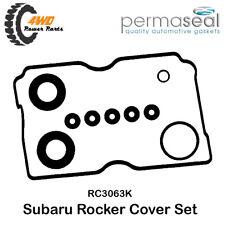 Permaseal Rocker Cover Gasket Set Valve Seal Subaru EJ Forester Impreza RC3063K