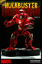 SIDESHOW EXCLUSIVE HULKBUSTER IRON MAN COMIQUETTE STATUE AVENGERS Movie Bust