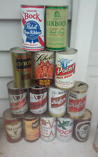 14 Diff 12Oz Bock Steel Cheap Beer Can Can Empty Shed