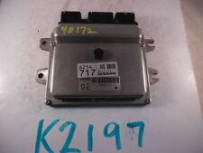 2013 13 NISSAN VERSA COMPUTER BRAIN ENGINE CONTROL ECU ECM EBX MODULE K2197