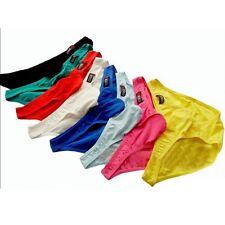 3 Pack Sexy Underwear Men Men's Boxer Briefs Shorts Bulge Pouch soft Underpants