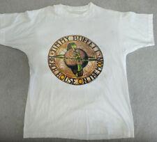 RARE Vtg Men's JIMMY BUFFETT Beach House On The Moon Tour '99 T-Shirt M 90s !!