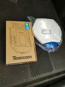 Texecom Odyssey X3 – Bell Box (White/Blue)